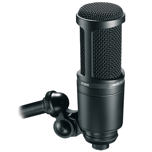 микрофон заа запис на песен